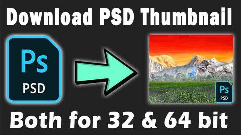 download psd codec